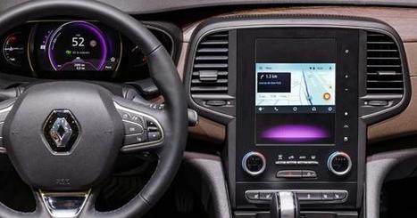 Renault s'associe à Waze pour apporter de nouveaux services au conducteur[prepa débat Auto Radio Connecté #r20auto 7 oct @ Mediametrie] | Radio 2.0 (En & Fr) | Scoop.it