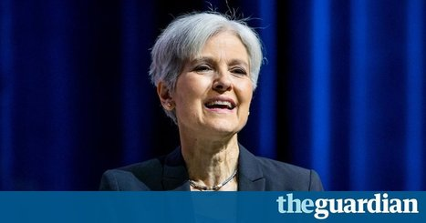 #Green Party candidate Jill #Stein calls for #climate state of emergency #US #Bernie #Sanders | Messenger for mother Earth | Scoop.it