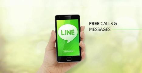 WeChat et Line, les réseaux sociaux asiatiques arrivent en France | Présent & Futur, Social, Geek et Numérique | Scoop.it