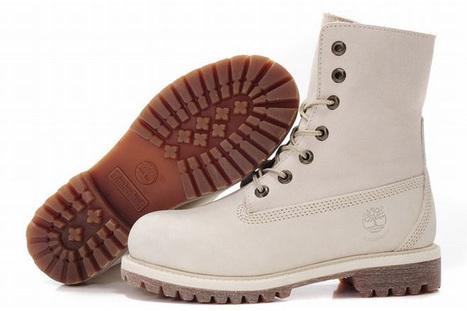 Timberland Womens 6 inch Warm Fur Beige White | popular list | Scoop.it
