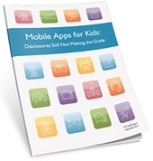 FTC's Second Kids' App Report Finds Little Progress in Addressing Privacy Concerns Surrounding Mobile Applications for Children | Are Libraries Obsolete? | Scoop.it