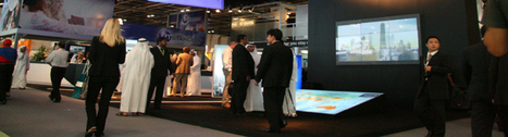 Know About Different And Modern Display Stands To Boost Visibility Of Your Brand In Trade Shows   Interior Design Company Singapore   Scoop.it