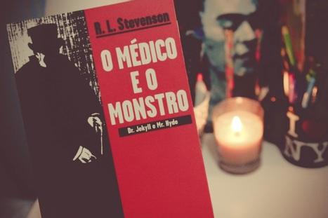 Cheirando Livros: O Médico e o Monstro - R. L. Stenveson | Ficção científica literária | Scoop.it