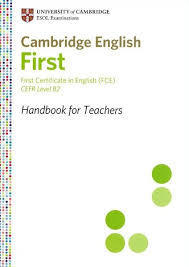 Cambridge First Handbook | The Merit School Magazine | Scoop.it