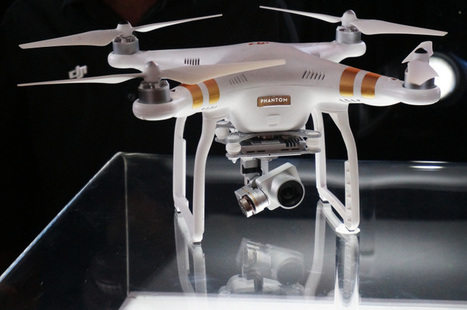DJI Engineered The Phantom 3 Drone To Be More Plug-And-Play | Robolution Capital | Scoop.it