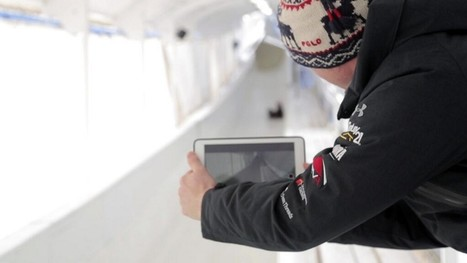 Bobsled and Skeleton Olympic Teams Analyze Performance With iPad | e-learning in high school | Scoop.it
