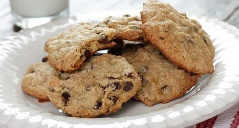 How you make Fat Free Chocolate Chip Cookies | Weight Loss | Scoop.it