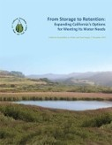 CRWFS Releases New Report on Water: From Storage to Retention: Ag Innovations Network | Food issues | Scoop.it