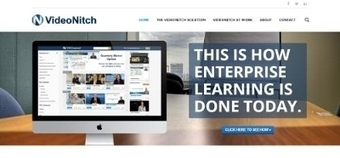 Fast-growing startup VideoNitch reaches key milestones in corporate e-learning ... - SYS-CON Media (press release) | E Learning Content Development | Scoop.it