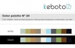 Keboto – Color Palette No20 - Keboto | color | Scoop.it