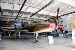 North American F-100 Super Sabre – WalkAround | History Around the Net | Scoop.it