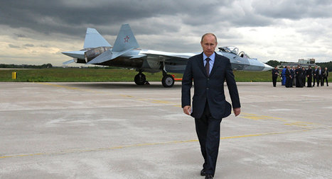 Why Putin's Strategy in Syria Wins Over and Over Again | Global politics | Scoop.it