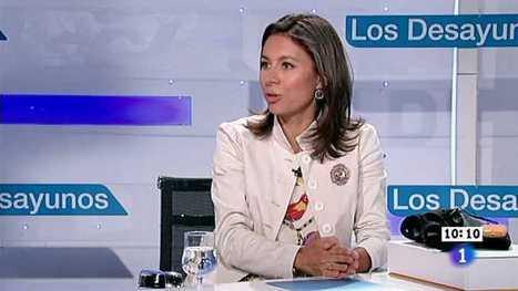 El PP coloca a la mujer del ministro Wert y habitual de la ultra Intereconomía, como tertuliana en TVE : elplural.com – Periódico digital progresista | Tinta digital | Scoop.it