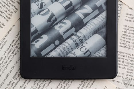 The new Kindle Paperwhite is the best e-reader you can buy | Biblio | Scoop.it
