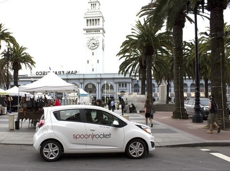 Spoonrocket Raises $10 Million From Foundation Capital And General Catalyst | TechCrunch | Italian Startups | Scoop.it