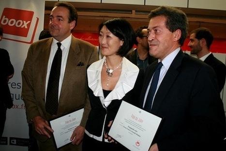 Lyonpeople.com: Le Prix du jury (livre numérique) a été attribué à Georges Fenech pour son roman intitulé Propagande Noire (Editions Kéro) | Propagande Noire | Scoop.it