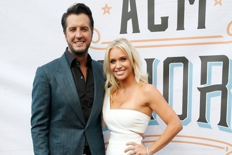 Luke Bryan Says Wife Caroline Is the Brains Behind His Halloween Costumes | Country Music Today | Scoop.it