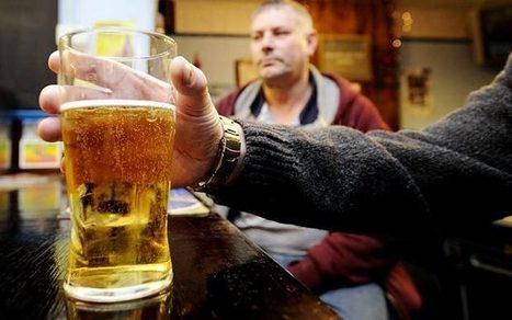 Alcohol sharpens the mind, research finds - Telegraph | Social Neuroscience Advances | Scoop.it