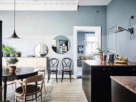 Comment donner du cachet à son petit appartement ? | décoration & déco | Scoop.it