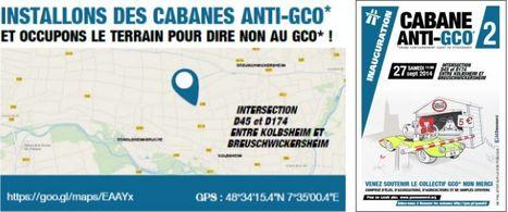 Collectif Alsace de soutien à Notre-Dame-des-Landes la ZAD: Action anti-GCO du 27 septembre : la convergence des luttes a du sens et nous sommes solidaires | #NDDL | #ZAD Partout | #GPII | Scoop.it