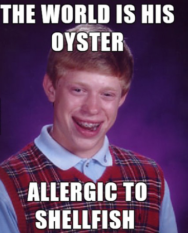 Allergic | LOLfreak | Scoop.it