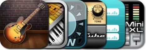 New AppGuide: Best Studio Recording Apps For iPad -- AppAdvice | Edtech PK-12 | Scoop.it