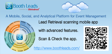 Booth Leads : Helps you in getting the Leads from Events and Tradeshows | Boothleads | Scoop.it