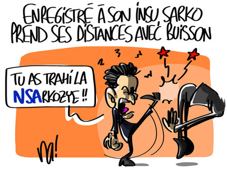 Buisson ardent | Dessinateurs de presse | Scoop.it