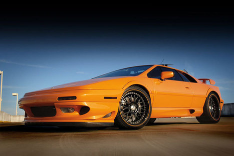 The Evolution of the Lotus Esprit – 1976 to 2004 | | Southside Auto Auctions News | Scoop.it