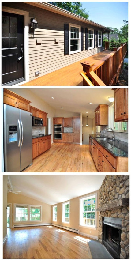 Woodridge Lake House – Totallt Renovated – Next to Clubhouse (Goshen , Ct. 06756) | houses for sale in america | Scoop.it