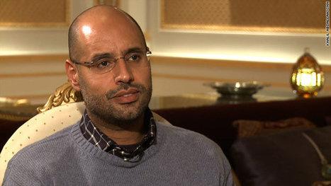 World: Save Saif al-Islam Gaddafi | Saif al Islam | Scoop.it