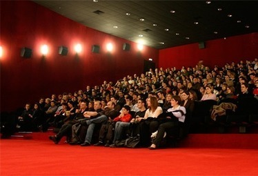 CNC - Géographie du cinéma en 2014 - Départements | Géographie et cinéma | Scoop.it