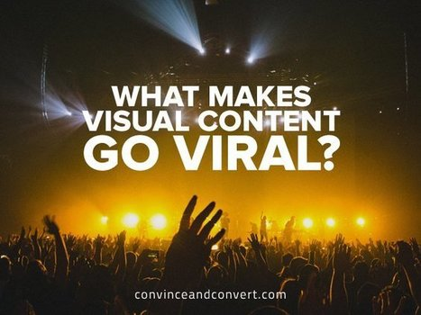 What Makes Visual Content Go Viral? | Digital Marketing | Scoop.it