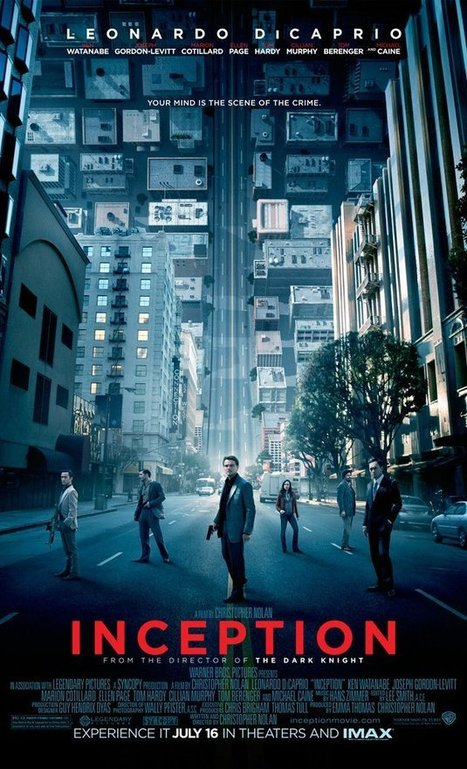 Inception (2010) | Scoop What I Have | Scoop.it