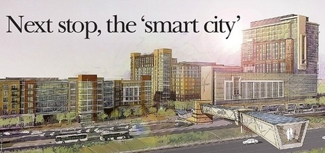 High-tech 'Smart City' in Ashburn would adapt to conditions, data and people | Digital REvolution in Real Estate | Scoop.it