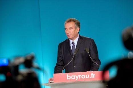 """François Bayrou donnera sa «position» le 3 mai   """"Les Centristes humanistes""""   Scoop.it"""
