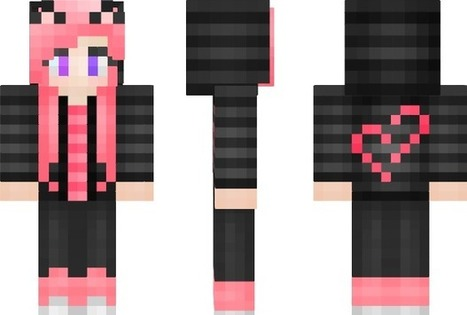 Heartbreak Skin For Minecraft | Free Download Minecraft | Scoop.it