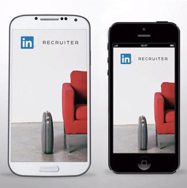 LinkedIn Further Mobilizes Candidates and Recruiters – Meet Mobile Work With Us and Recruiter Mobile | Employer branding | Scoop.it