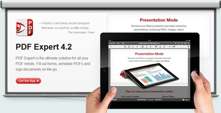 PDF Expert 4.2 | Digital Presentations in Education | Scoop.it
