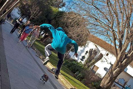La construcción de la nueva pista de 'skate' pretende sacar a los patinadores de las calles   Noticias de Ronda   Scoop.it