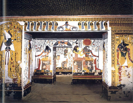 Tombs of Nefertari and Seti I in Egypt's Luxor to reopen to visitors | Histoire et Archéologie | Scoop.it