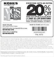 October 2012 Kohls coupon code 30% | Great offers and great savings | Scoop.it
