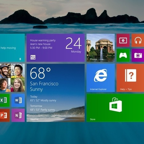 Windows 8.1: Everything You Need to Know | Leadership Think Tank | Scoop.it
