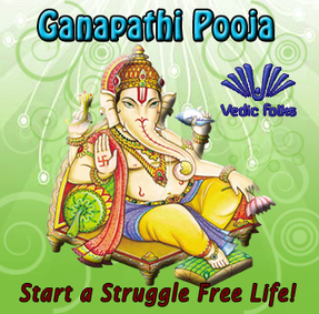 Ganapathi Pooja |Lord Ganapathy |Online Pujas | Vedic Folks | Pooja | Scoop.it