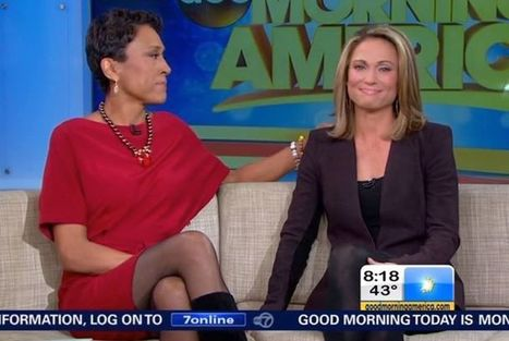 Amy Robach Reveals Breast Cancer Diagosis On 'Good Mornng America' Plans To Underg Double Mastectomy | News | FanPhobia - Celebrities Database | Celebrities and there News | Scoop.it