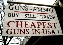 Gun sale | The US Gun Debate | Scoop.it