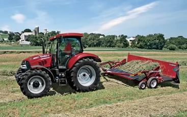 Hawk Group Places Major Order for Case IH Tractors - Stackyard | Farming Big | Scoop.it