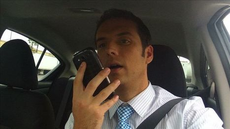 Study: Voice-operated texting nearly as dangerous on the road   It's Show Prep for Radio   Scoop.it