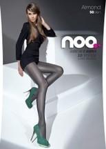 Knittex - Glansiga heltäckande strumpbyxa utan mönster Almond 50 DEN | strumpbyxor boutique | Scoop.it