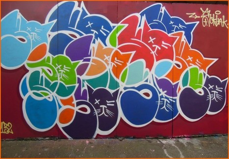 SOKLAK ELGATO , ARTISTE MULTI DISCIPLINES | Interviews graffiti et Hip-Hop | Scoop.it